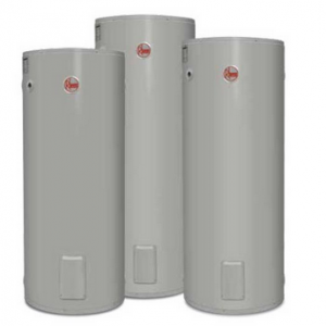 rheem hot water installation Dallas